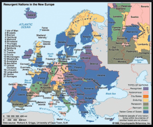 Geopolitical shifts afoot in Europe