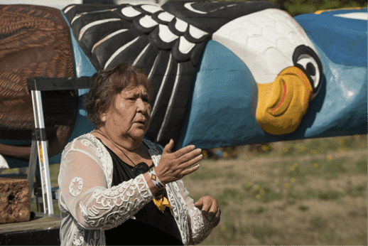 Blessing Stop Native