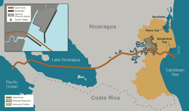 Gobiernos Indígenas Levantan Petición a Grupo de Derechos Humanos contra Nicaragua