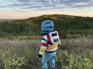How the Land Cured my Daughter's Eczema