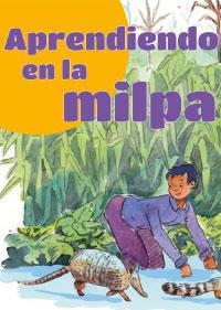 Aprendiendo en<br>la Milpa