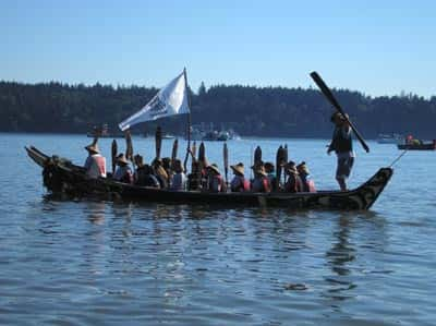 2007 Tribal Canoe Journey